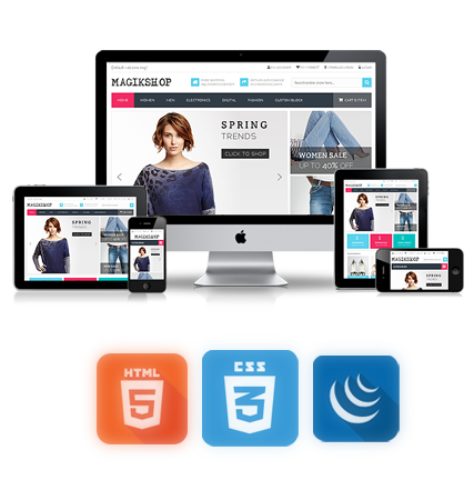 Responsive web design and development in dubi