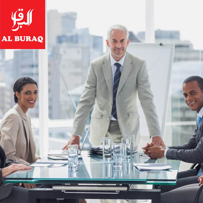 The region's ultimate business solution provider around UAE