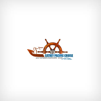 CATHEY PACIFIC CRUISE Web design and logo making